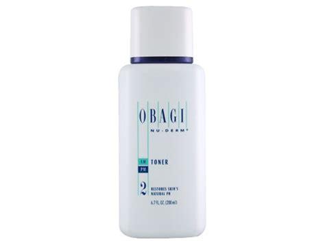 Toner Obagi reduce signs of aging and wrinkles by obagi nu derm toner skin care