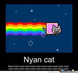 Nyan Cat Memes - nyan cat by recyclebin meme center