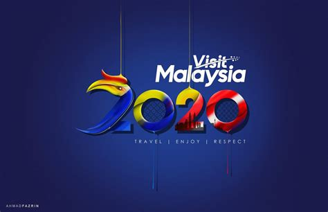 design logo online malaysia malaysians redesigned the visit malaysia 2020 logo and tbh