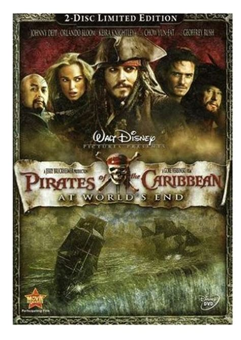 At Worlds End by Of The Caribbean At World S End Two Disc Limited