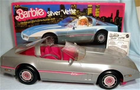barbie corvette silver 260 best carros de barbie images on pinterest barbie