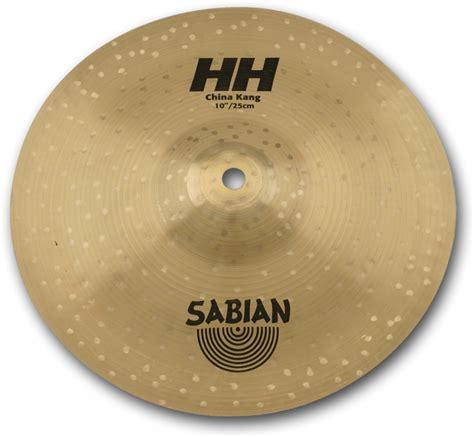 China 10 Inch sabian hammered china kang cymbal 10 inch mcquade musical instruments