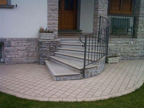 piastrelle per scale esterne rivestimenti scale esterne idee per ogni esigenza scale