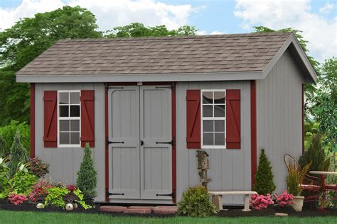 buy classic wooden storage sheds in lancaster pa