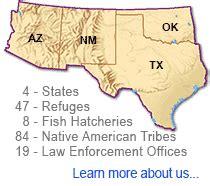map of the southwest region of the united states southwest region