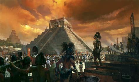 imagenes sacrificios mayas el enigmatico origen y desaparicion de los mayas taringa