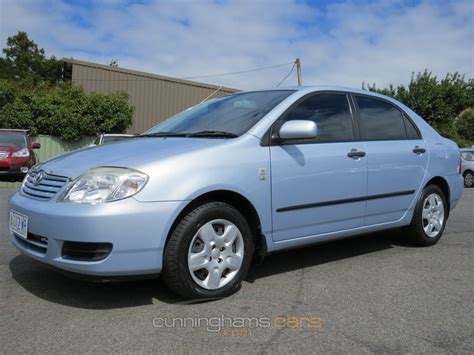 Toyota Sedan 2006 2006 Toyota Corolla Ascent Sedan In Launceston Tas