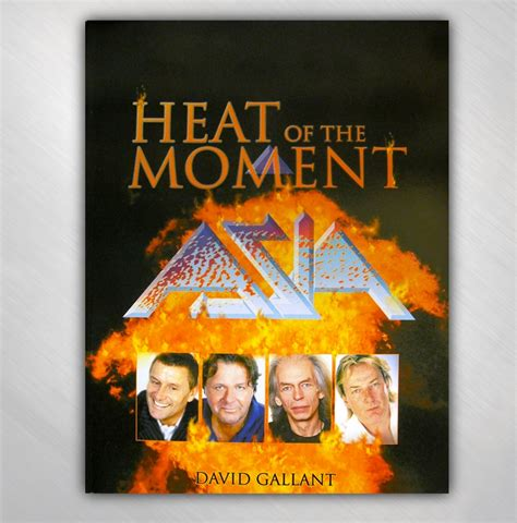asia heat of the moment asia asia heat of the moment book asib4012 now just
