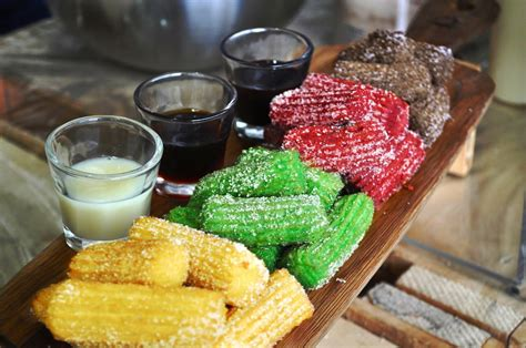 churros  stall carnival munchies