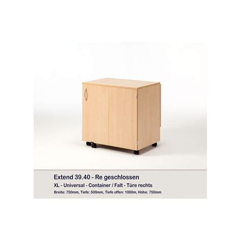 Meuble Container by Meuble Container Et 8 Plateaux Extend Rauschenberger