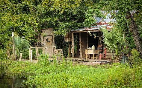 free photo cajun cabin cajun culture bayou free image