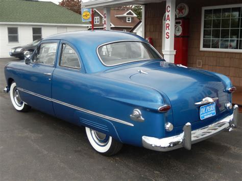 49 Ford Coupe by 1949 49 Ford 2 Door Custom Coupe V8 Manual For Sale