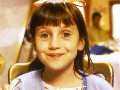 matilda s matilda s mara wilson wishes she would have played these