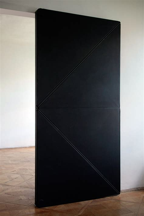 Paper Door by Ingenious Door Opens And Closes Like Folded Paper Colossal