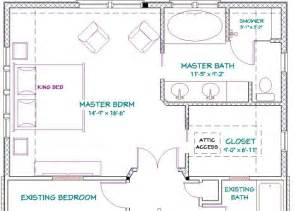 Master Bedroom Floor Plan Designs masterbedroom floor plans house plans