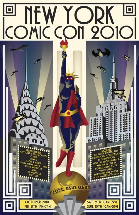 graphic design event new york art deco poster by ares23 on deviantart
