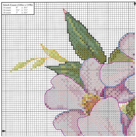ricami fiori punto croce schemi fiori cerca con ricamo punto