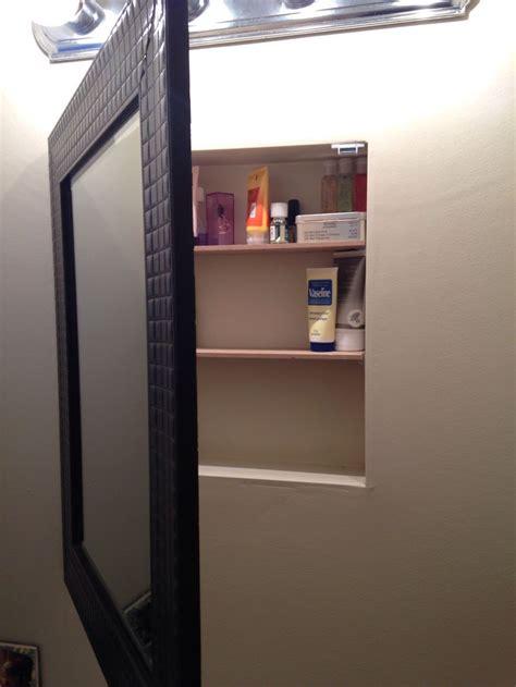 how to remove medicine cabinet diy medicine cabinet removed medicine cabinet from
