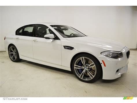 2013 bmw m5 sedan alpine white 2013 bmw m5 sedan exterior photo 77243311