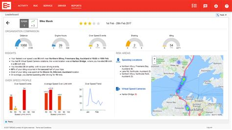 Free Insights Report by Driver Insight Offers Individual Driving Feedback Eroad