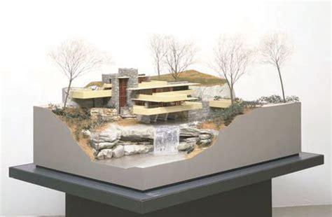 Fallingwater Floor Plan by Model Falling Water Daily Icon