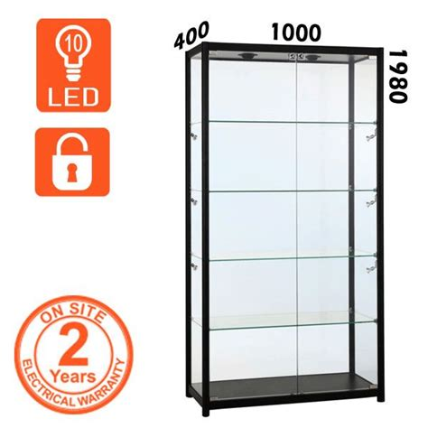 trophy display cabinets with glass doors 35 best retail aluminium display cabinets images on