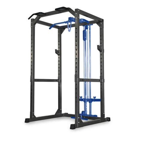bodyworx lu475pc half cage with adjustable pulley gpi