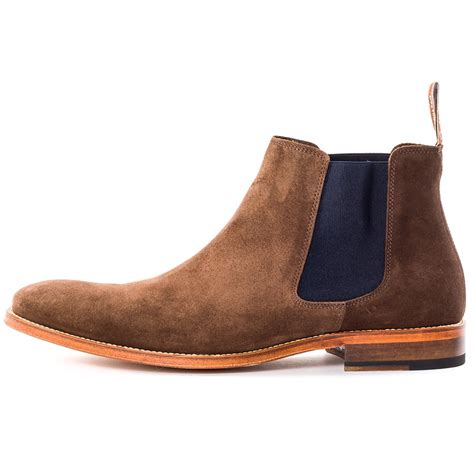 m s mens boots r m williams comfort craftsman mens chelsea boots in