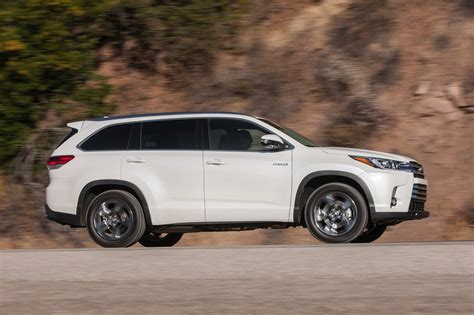 2018 Toyota Highlander Latest Updates Specs Release