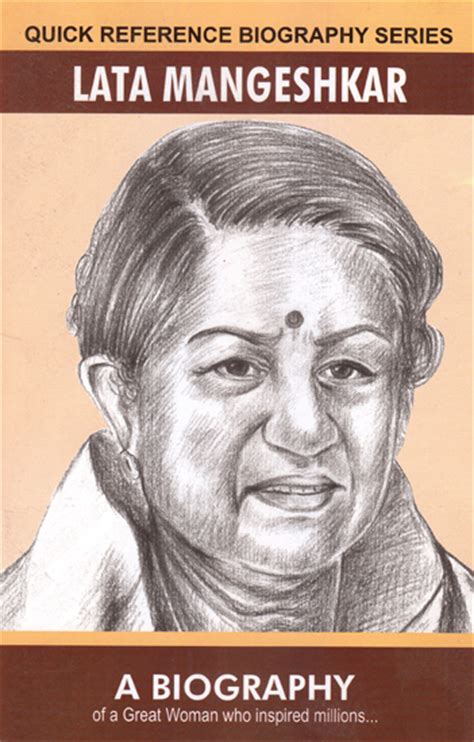 book biography woman lata mangeshkar a quick biography of a great woman who