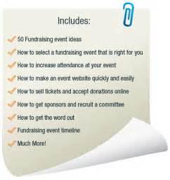 How To Start A Donation Fund For Someone by Fundraising Ideas 50 Awesome Fundraising Ideas For Your