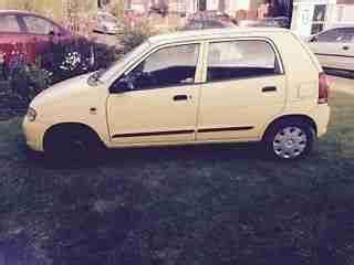Suzuki Car Repair Suzuki Alto Spares Or Repair Car For Sale