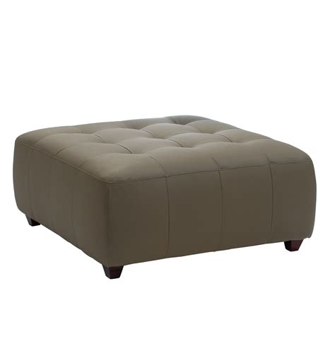 tufted ottoman square square tufted storage ottoman home design ideas