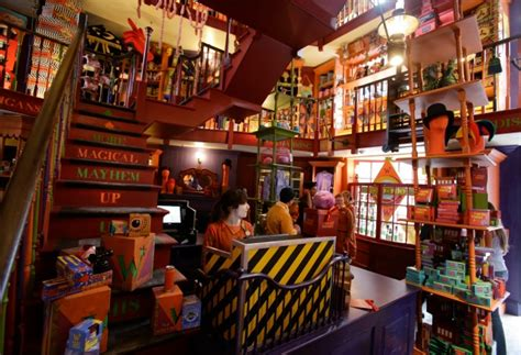 My Butler By Owl Book Store best things to see at the wizarding world of harry potter