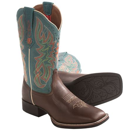 Cowboy Boot L tony lama darby cowboy boots l toe for in chocolate darby