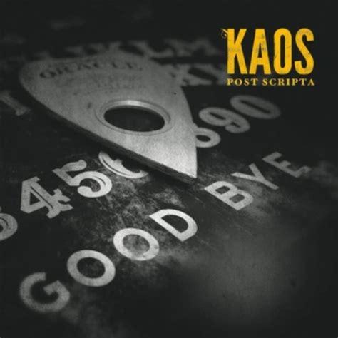 Kaos Hood96 By Hip Hop kaos post scripta tracklist preview hip hop rec