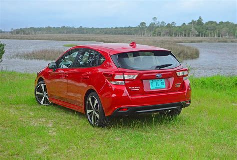 hatchback subaru 2017 subaru impreza 2 0i sport hatchback review test
