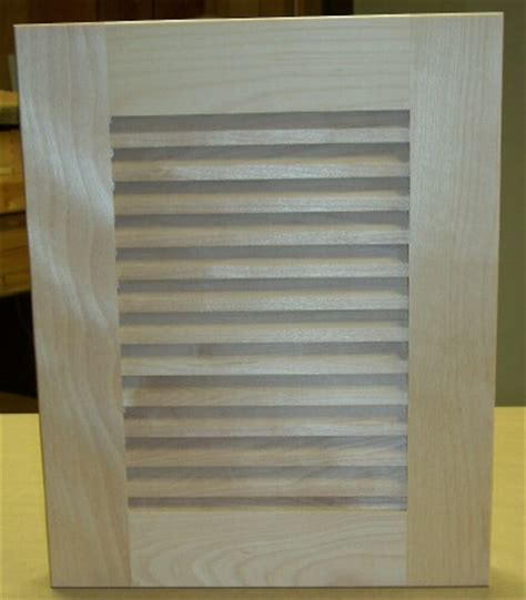 pine louvered cabinet doors custom unfinished louver cabinet doors unfinished louver