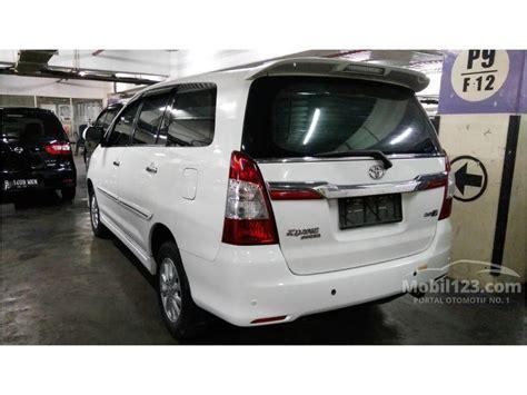 Toyota Kijang Innova V 2014 jual mobil toyota kijang innova 2014 v 2 0 di dki jakarta