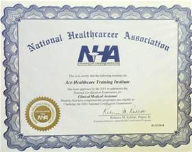 home health aide certification certifications