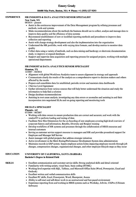 Data Center Specialist Cover Letter clinical data specialist sle resume government accountant cover letter