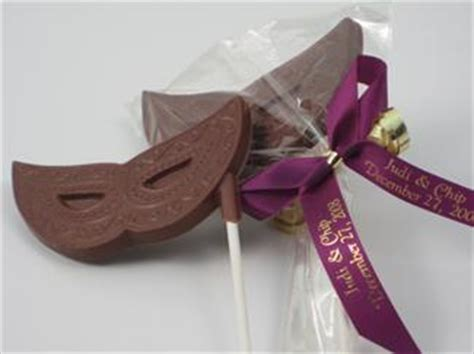 Prom Giveaways - chocolate prom favors