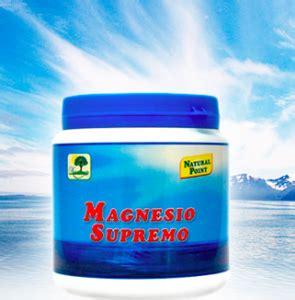 controindicazioni magnesio supremo magnesio supremo in propriet 224 e