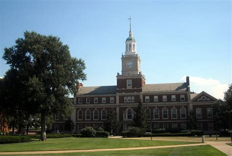 Howard Univ Mba Health Care by College Allen College Board