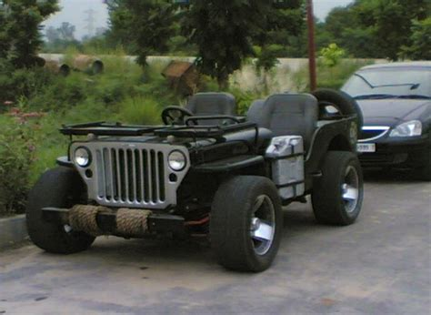 Replica Jeep Willys Ford Replica Jeep Flickr Photo