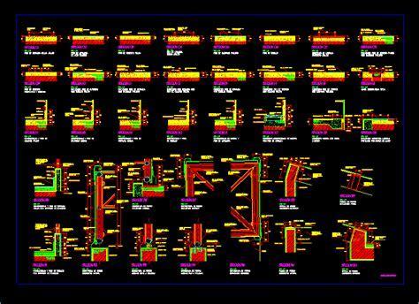Detalles de pisos en AutoCAD   Descargar CAD gratis (233