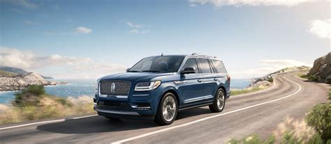 lincoln lincoln 2018 lincoln navigator size luxury suvs lincoln
