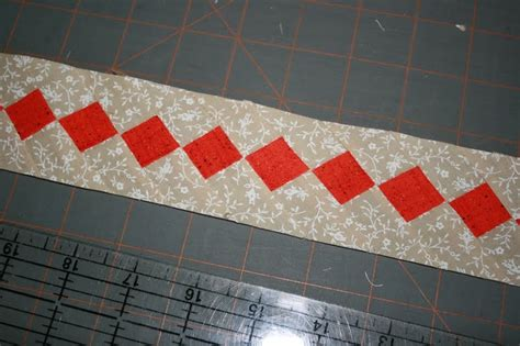 Quilt Border Tutorial by Buzzing And Bumbling Easy Border Tutorial