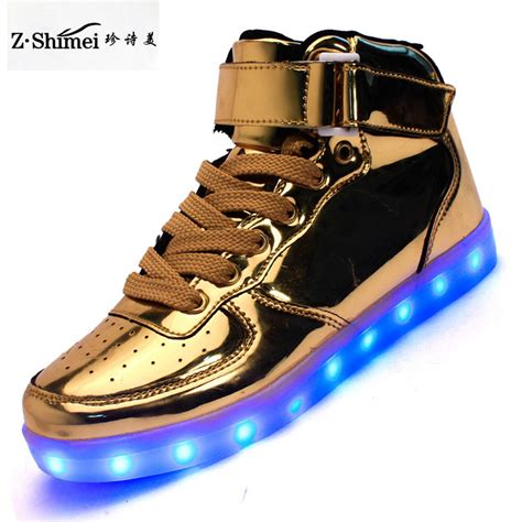 How To Buy Shoes Ae Get To These Safe Easy Steps by Aliexpress Buy Led Shoes 7 Colors Led Luminous Shoes