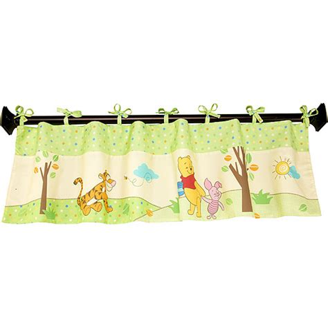 winnie the pooh window curtains walmart